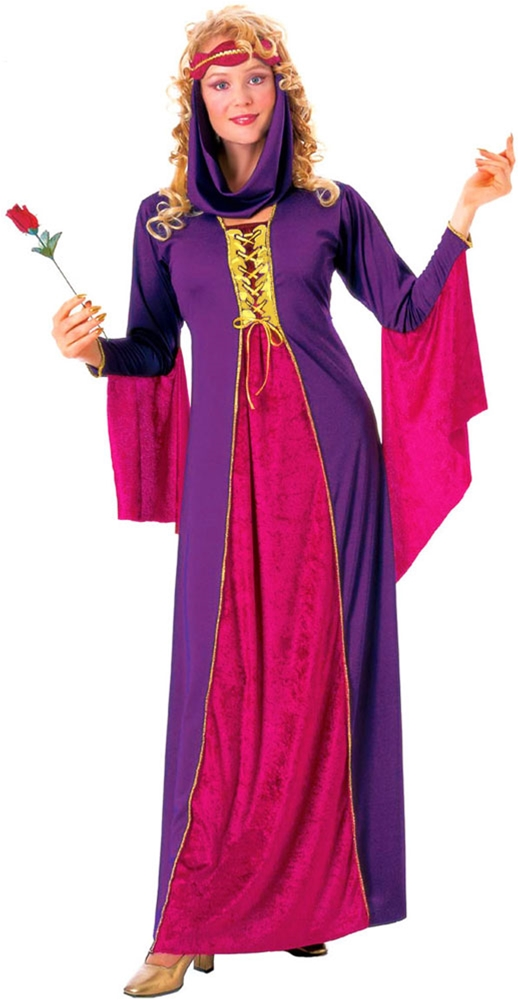 Gothic Princess Adult Womens Costume