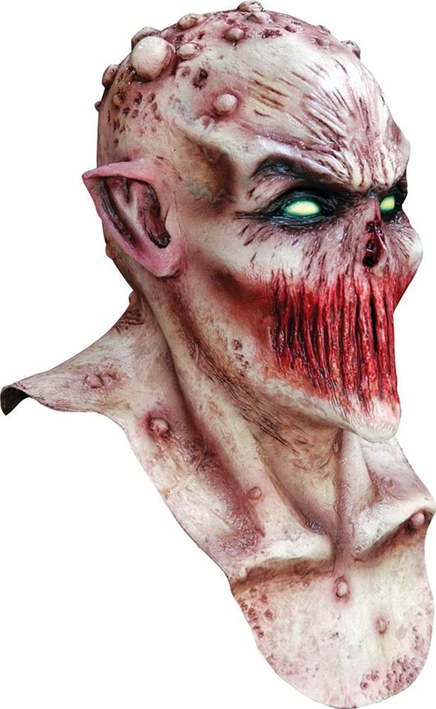 Deadly Silence Adult Latex Mask