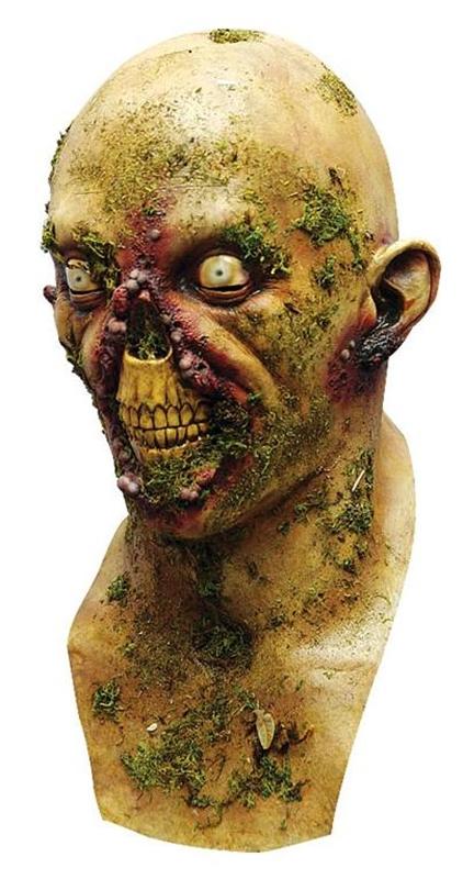 Image of Dug Up Zombie Adult Mask