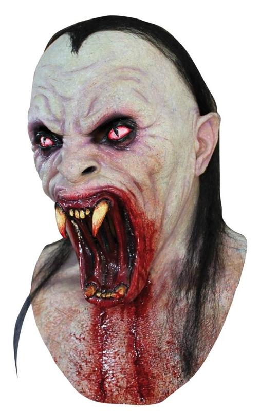 Viper Vampire Adult Mask