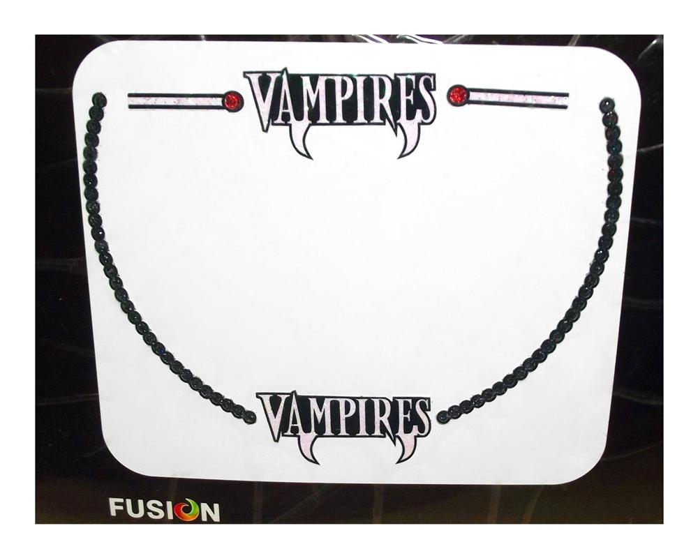 Vampiress Peel and Stick Necklace and Bracelet (Necklaces Bracelets)