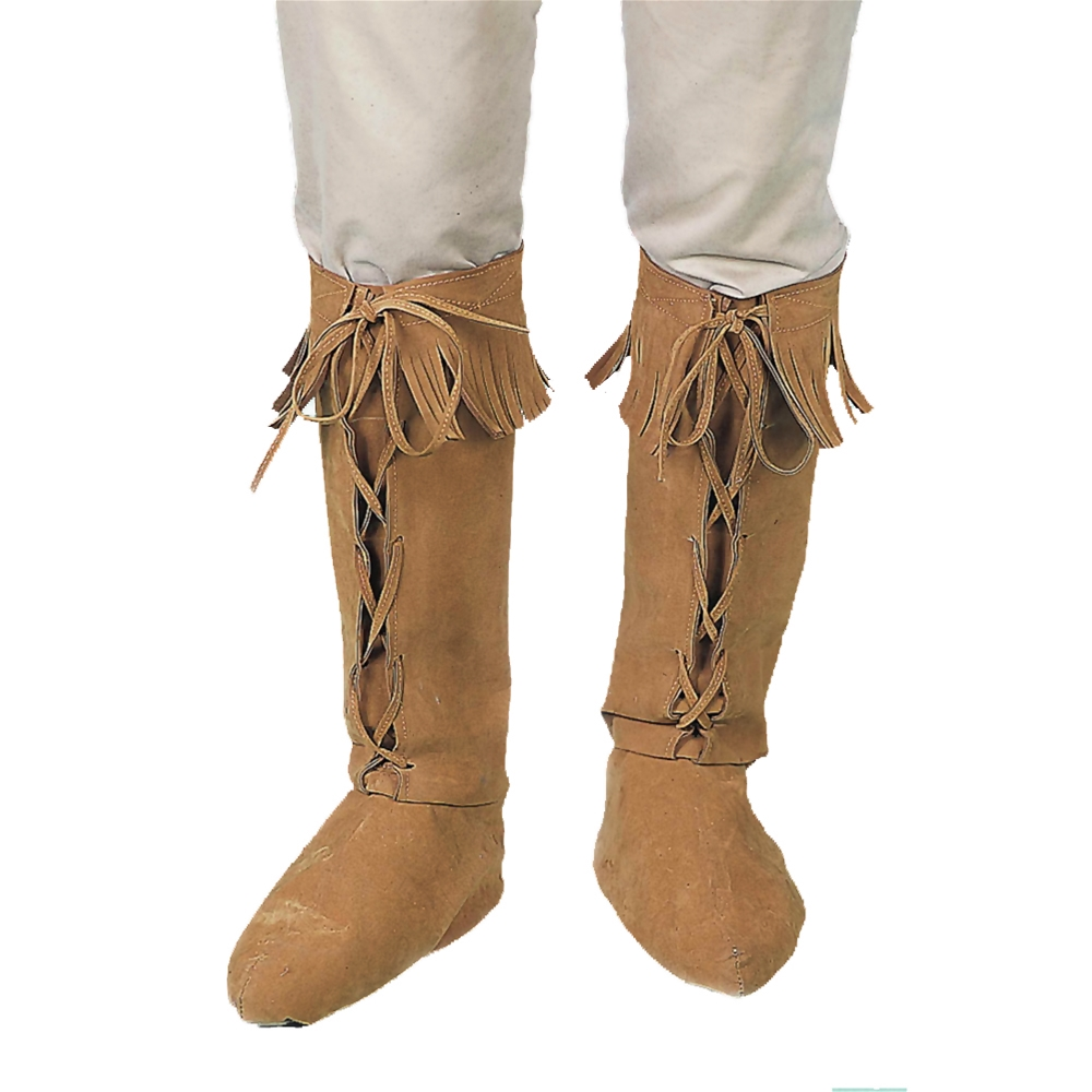 Fringe Hippie Boot Covers