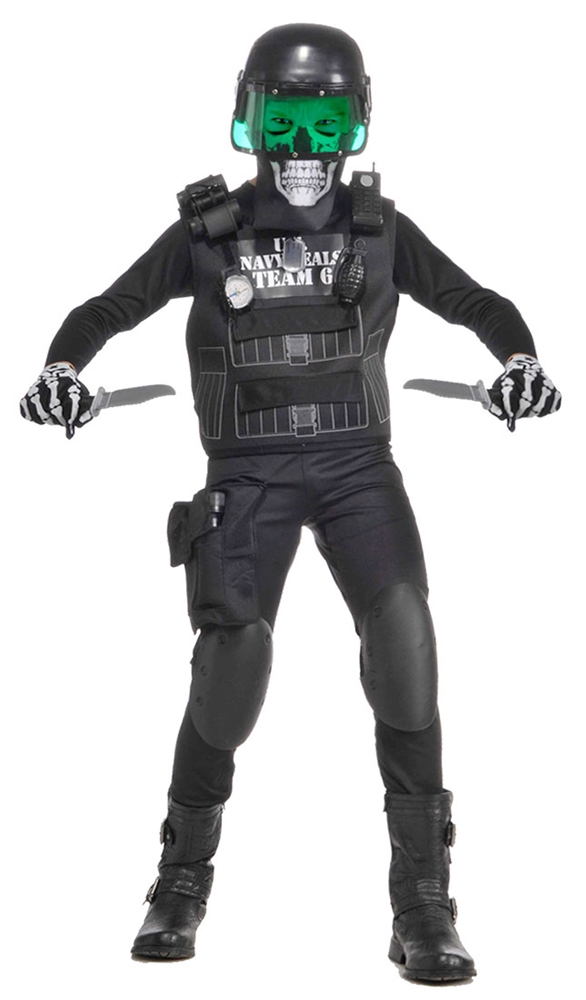 Купить Navy Seal Black Team 6 Child Costume