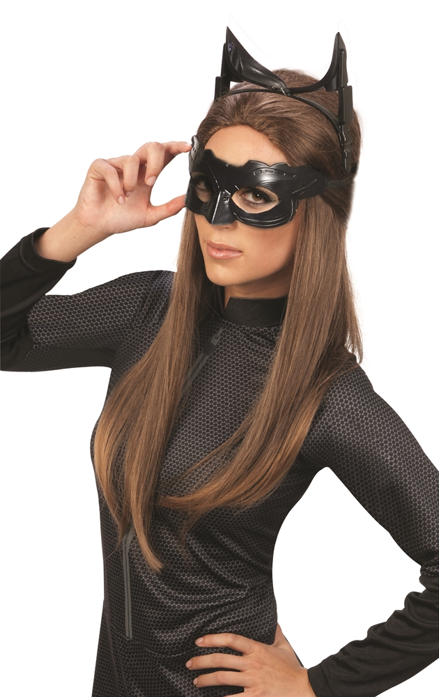 Catwoman Dark Knight Adult Mask Goggles by Rubies