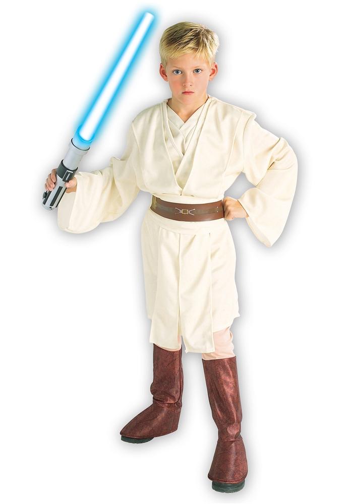 Star Wars Obi Wan Kenobi Deluxe Child Costume (Child Obi Wan Kenobi Costume)