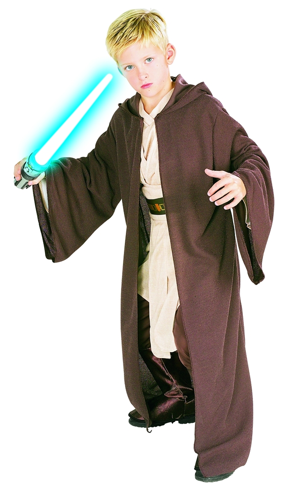 Star Wars Deluxe Hooded Jedi Child Robe
