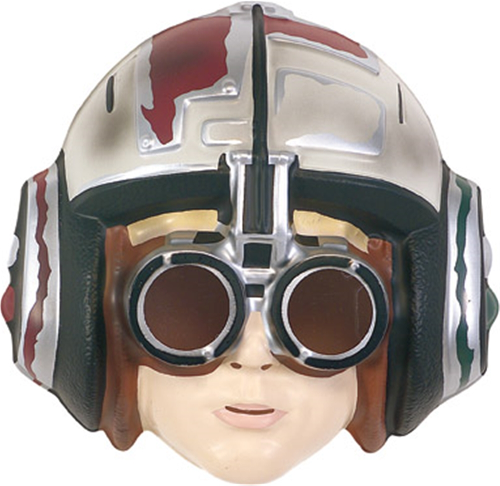 Star Wars Anakin Skywalker Podracer PVC Mask
