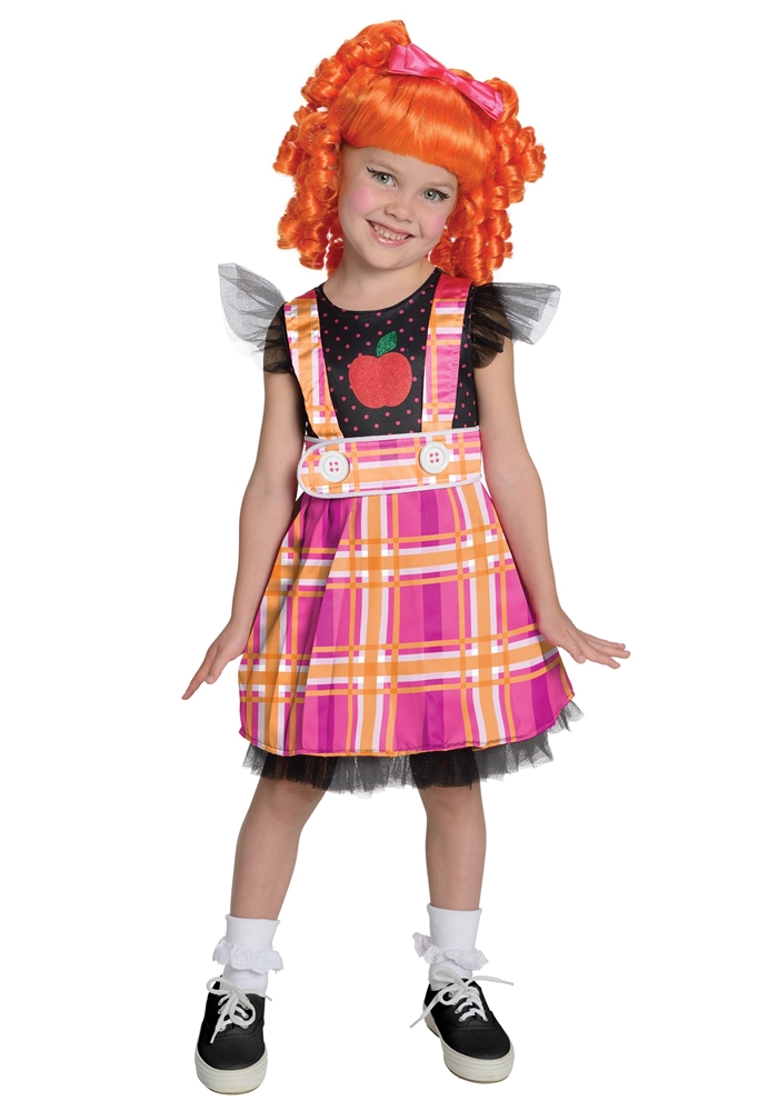 Lalaloopsy Deluxe Bea Spells A Lot Girls Costume