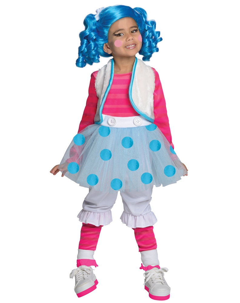 Lalaloopsy Mittens Child Girl Costume