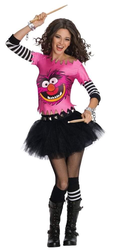Muppets Animal Dress Adult Women Costume