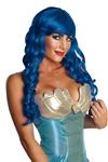 Mermaid-Blue-Wig