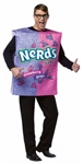 Nerds Box Adult Men Costume