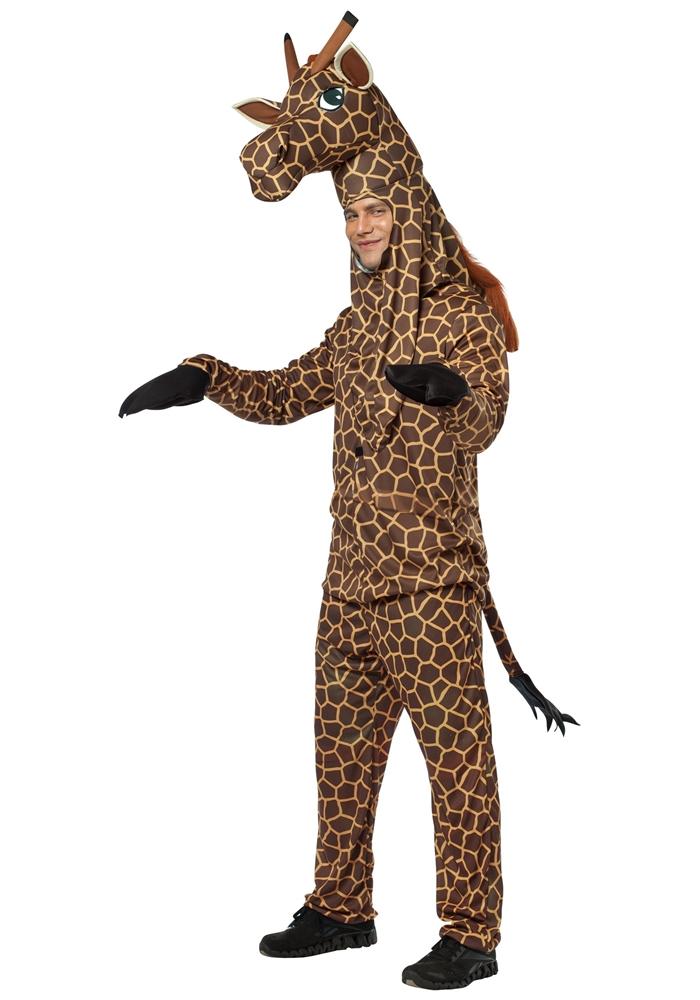 Giraffe Adult Unisex Costume