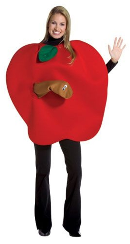 Apple Adult Unisex Costume ()
