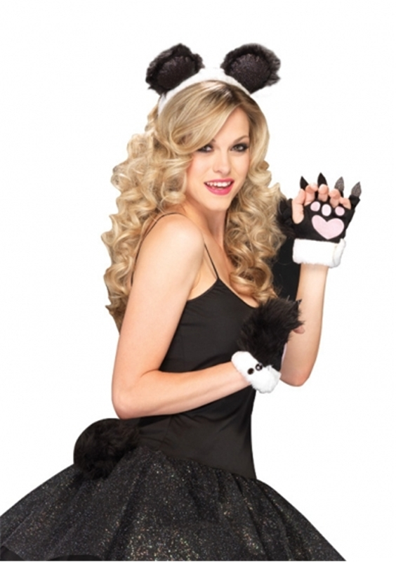 Panda Adult Womens Animal Costume