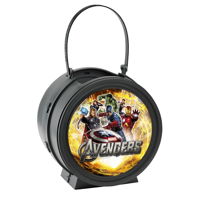 Marvel The Avengers Movie Folding Pail