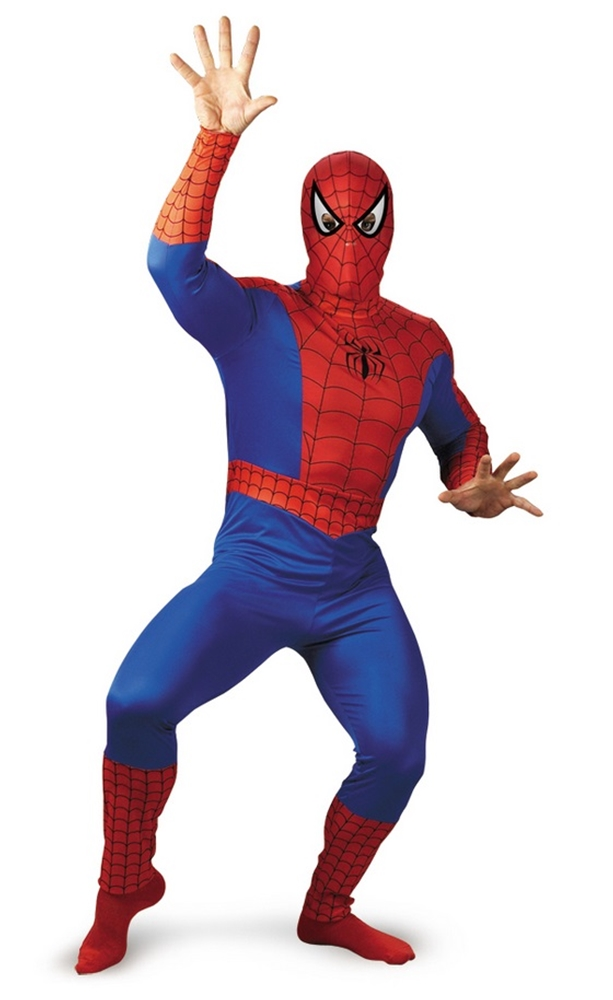 Marvel Spider-Man Adult Mens Costume