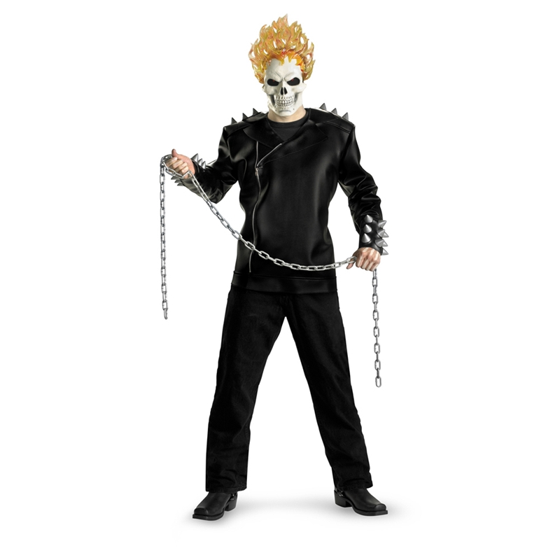 Ghost Rider Deluxe Adult Mens Costume