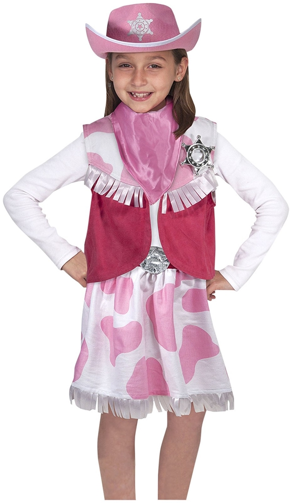 Cowgirl Role Play Costume (Play Costumes)