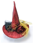 Metallic-Witch-Hat