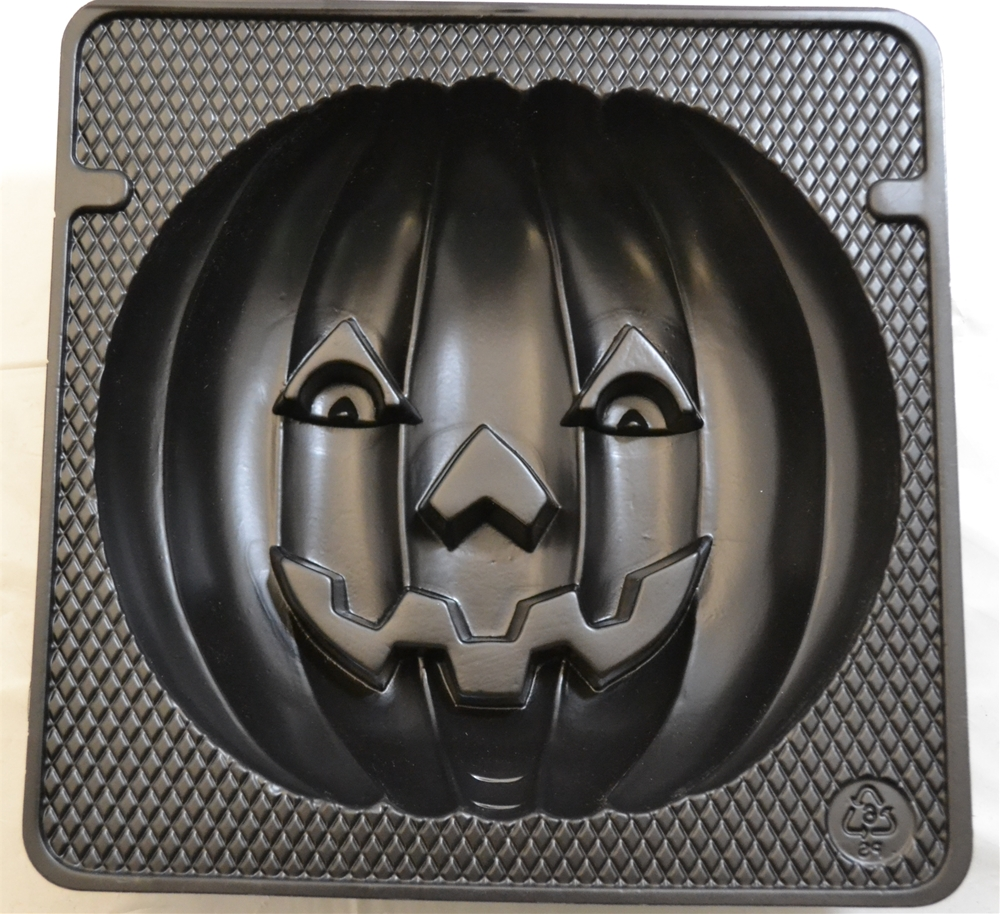 Pumpkin Jello Mold