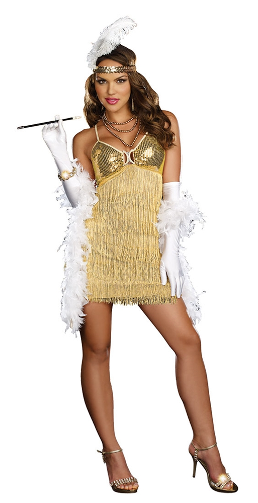 Vaudeville Vixen Adult Womens Costume