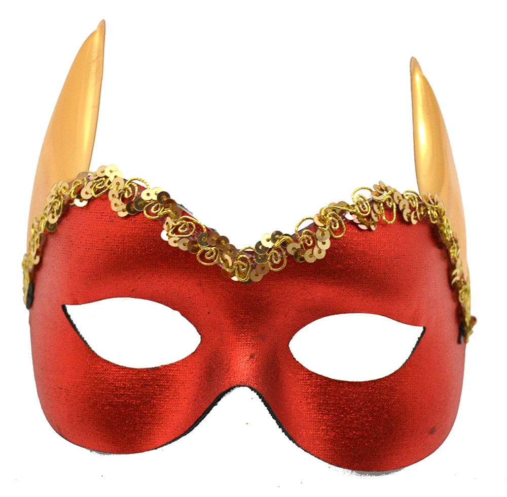 Devil Eye Red Mask