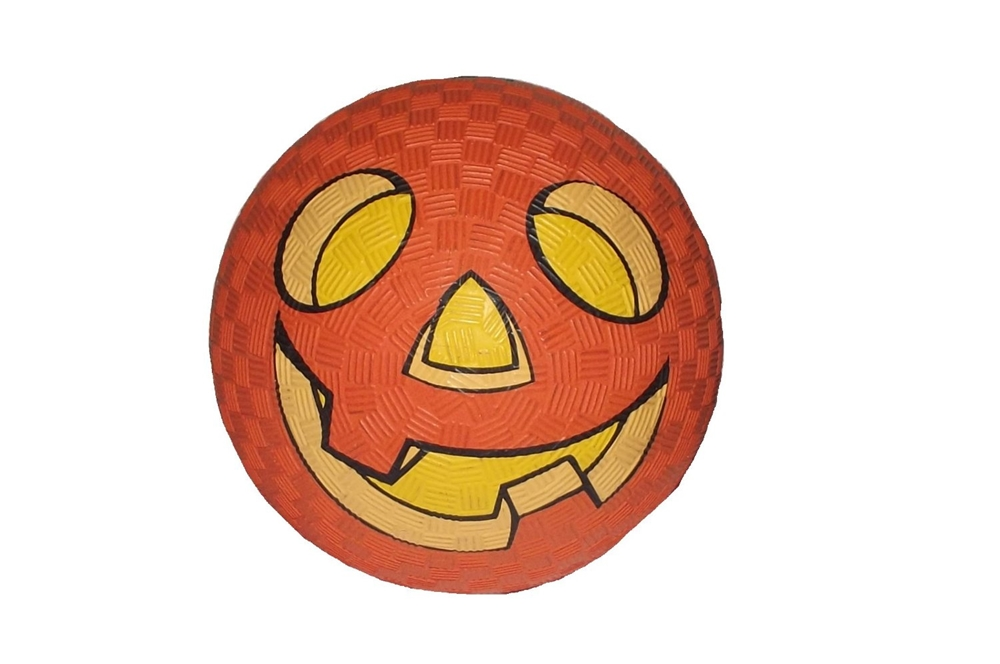 Mini Pumpkin Bouncing Ball 4.5in