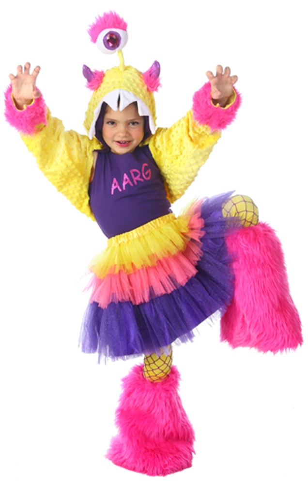 AARG Monster Child & Infant Costume