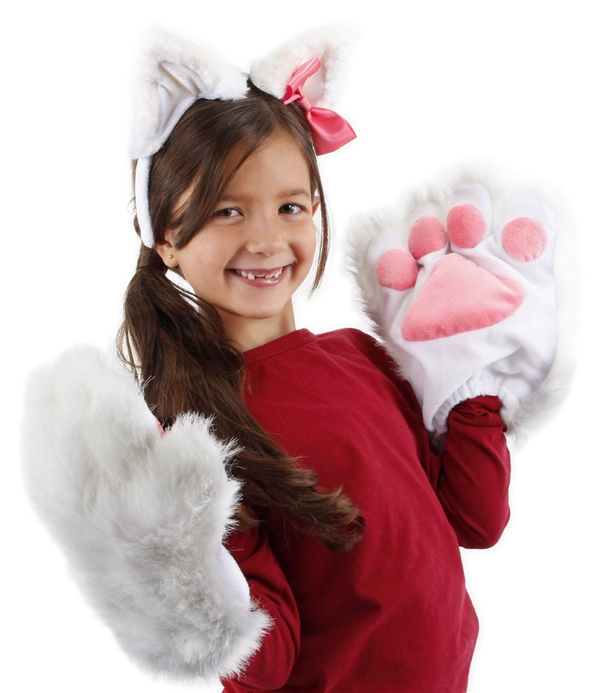 Www Halloween Decorating Ideas: Kitty Paws (More Colors