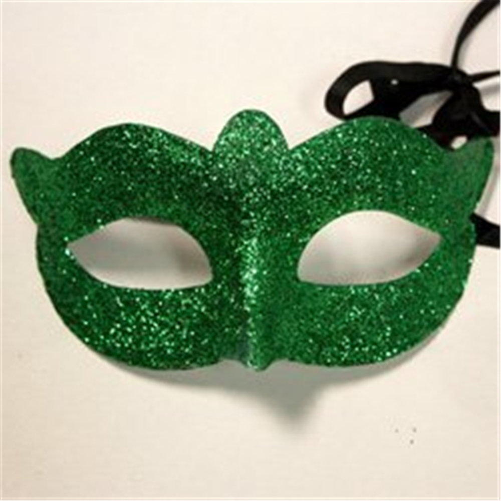 Fuzio Glittered Eye Mask