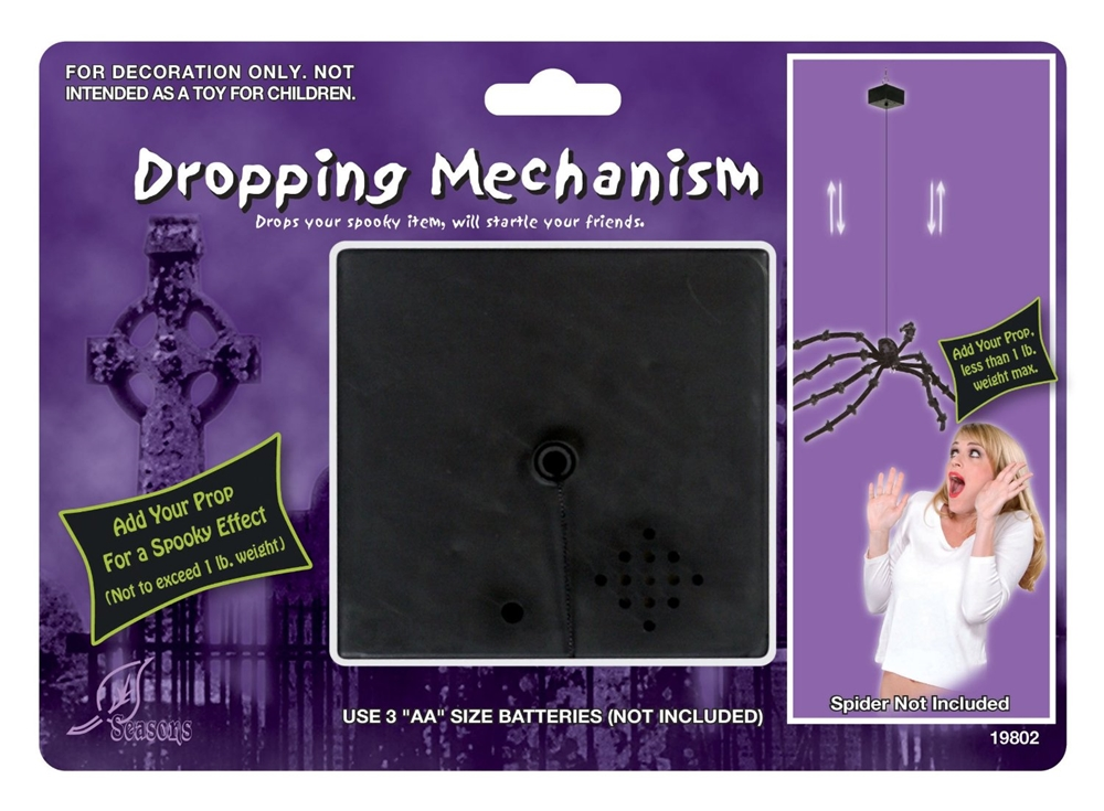 Prop & Decoration Dropping Mechanism