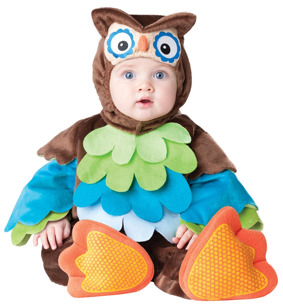 What a Hoot Owl Infant & Toddler Costume