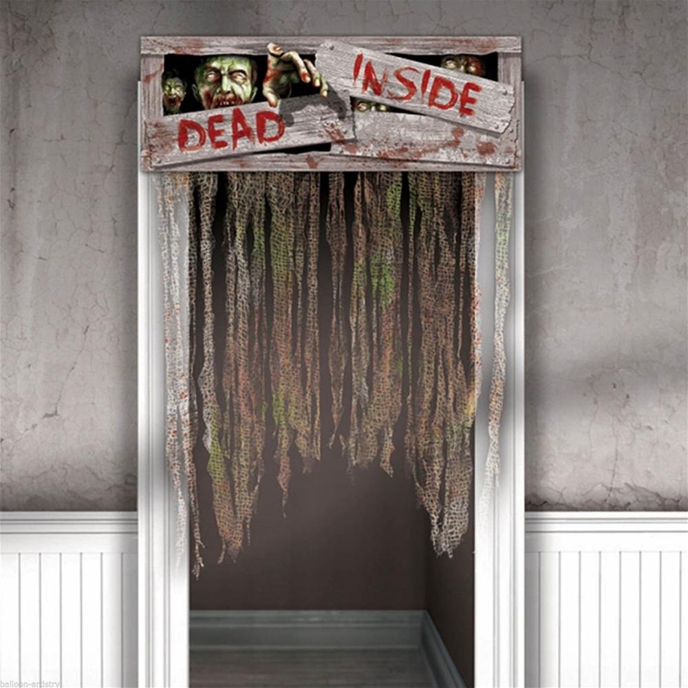 Doomsday Doorway Curtain