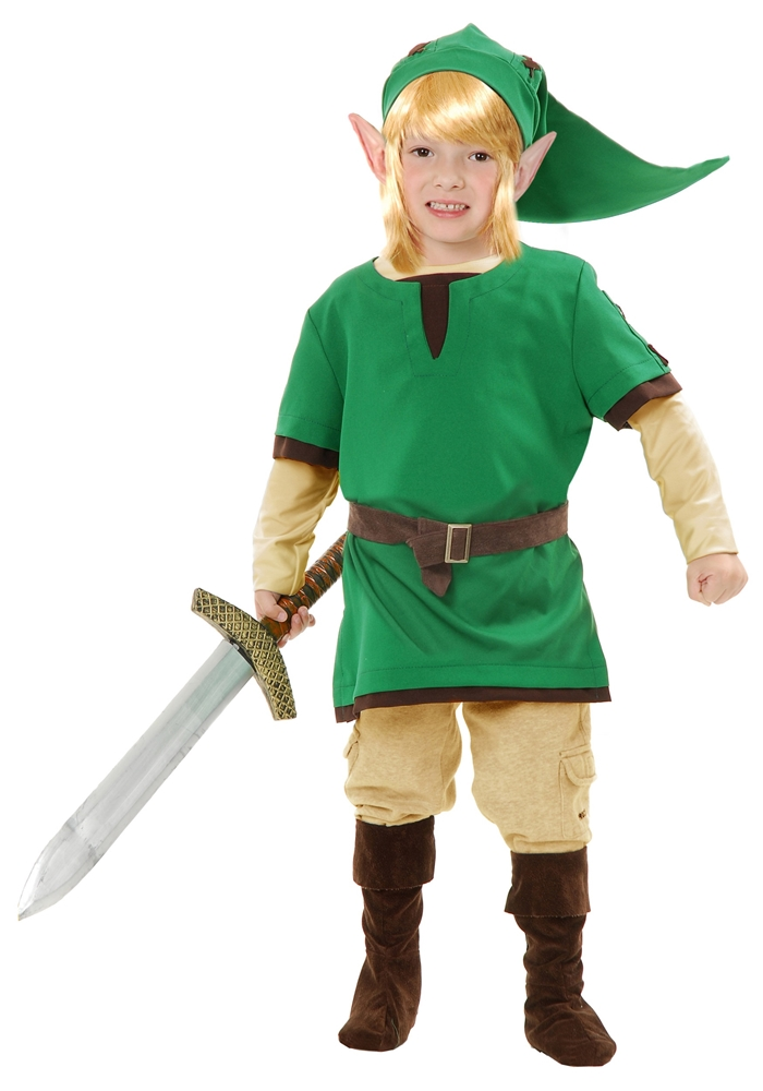 Elf Warrior Toddler Costume