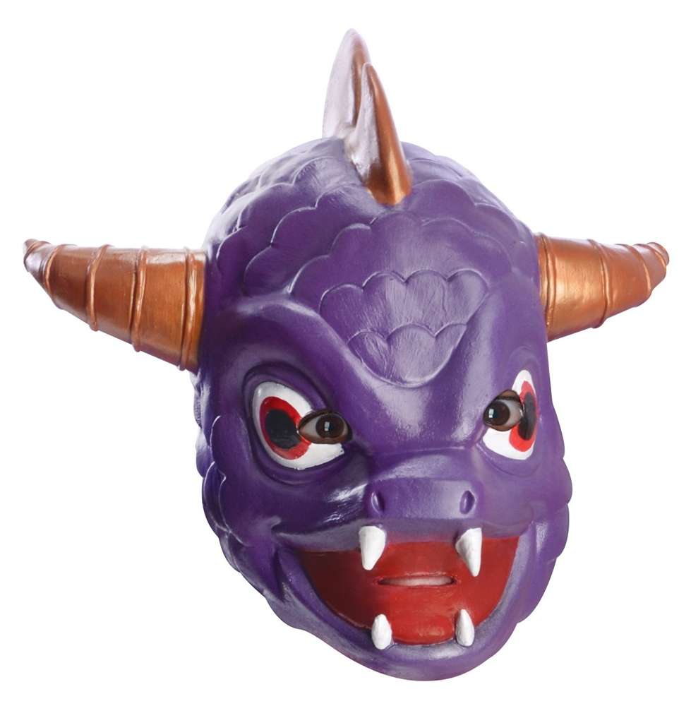 Spyro Dragon Skylanders Costume Mask