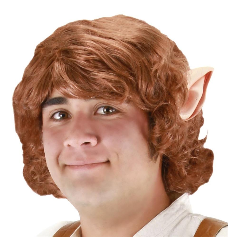 Bilbo Baggins Wig With Ears