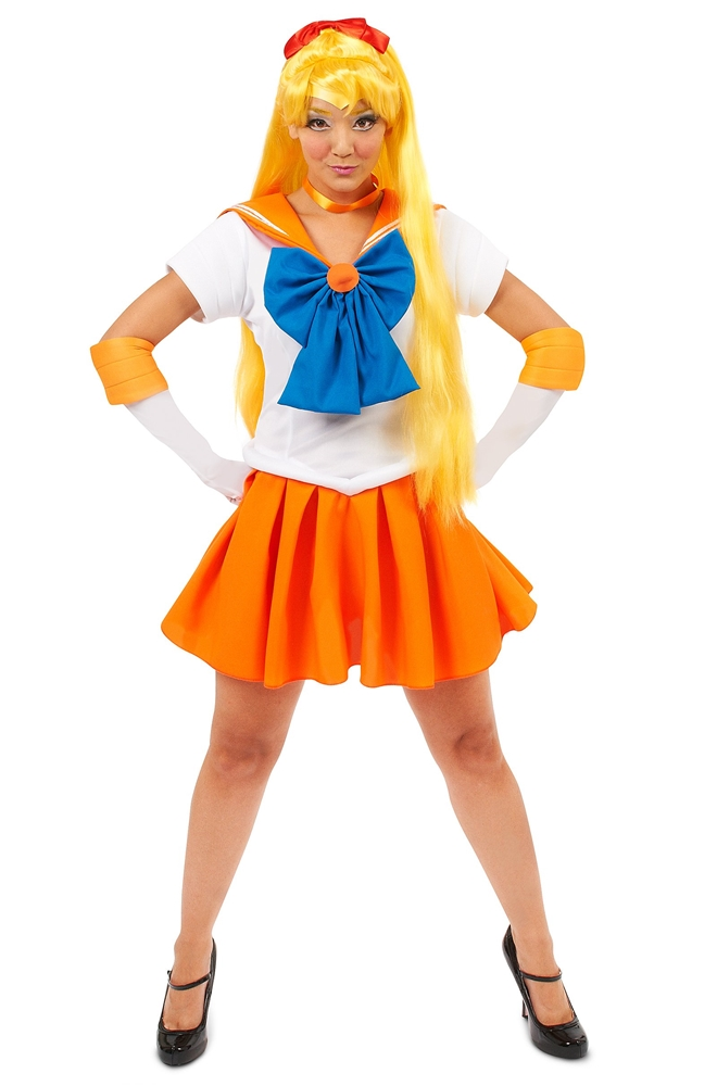 Sailor Venus Adult Womens Costume by Incogneato