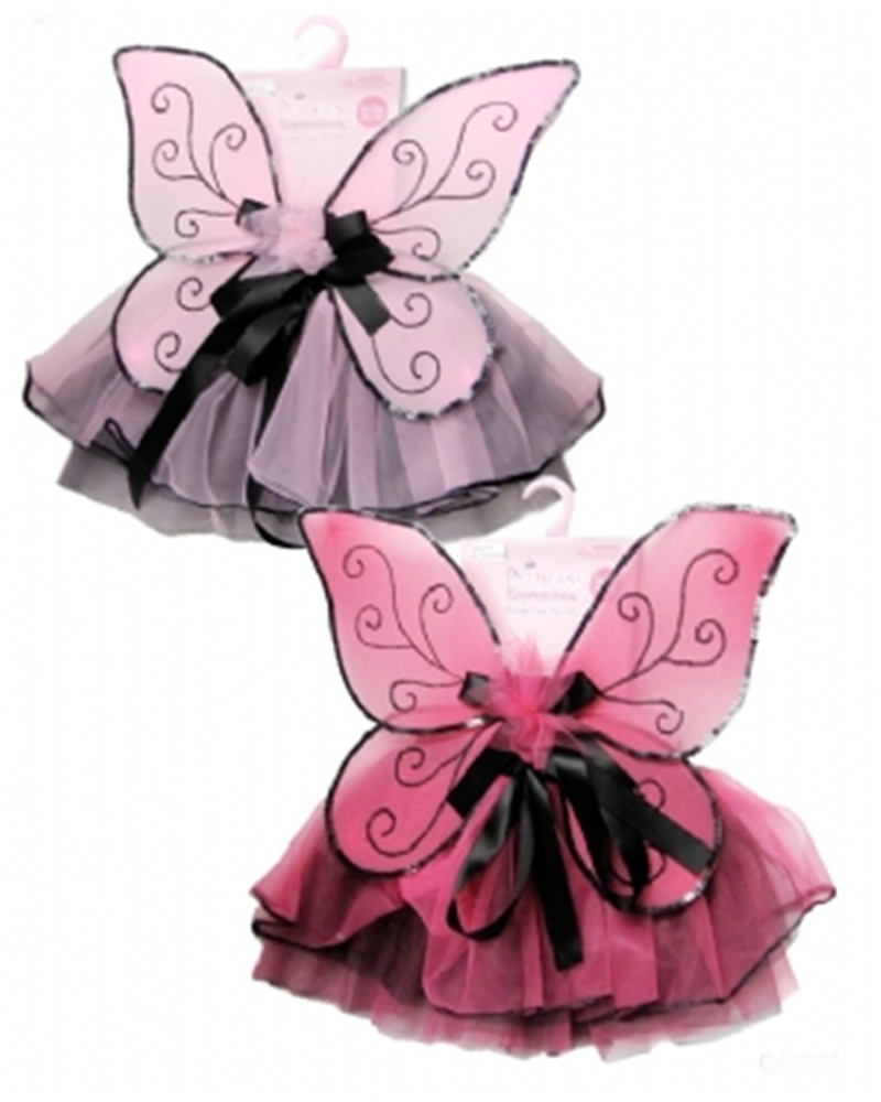 Image of Fancy Glittery Fairy Childs Costume