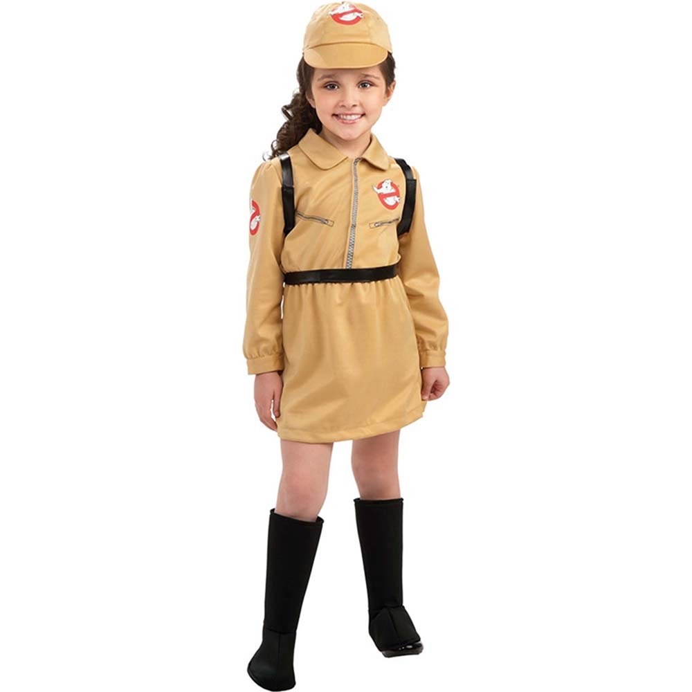 Ghostbusters Dress Child Costume