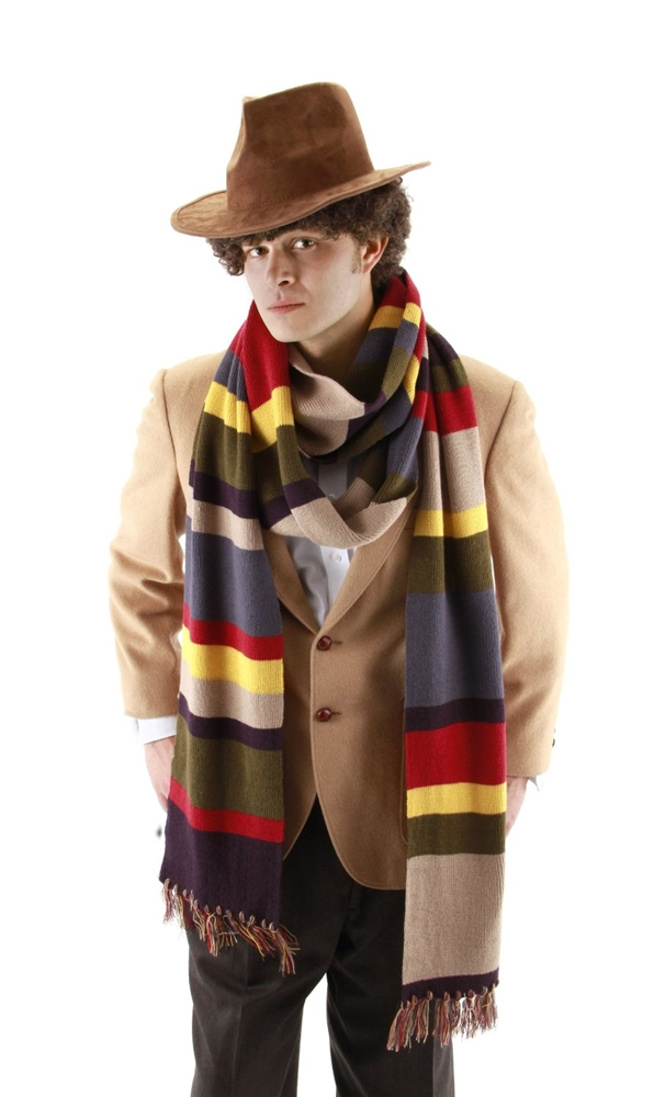 Image of Doctor Who Deluxe Scarf
