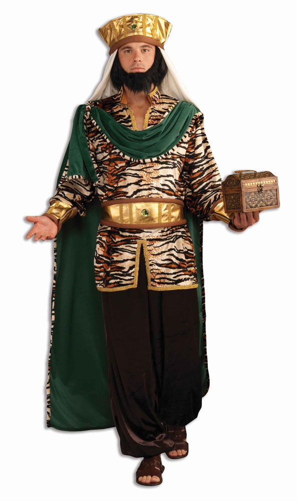 Wiseman Emerald Adult Mens Costume