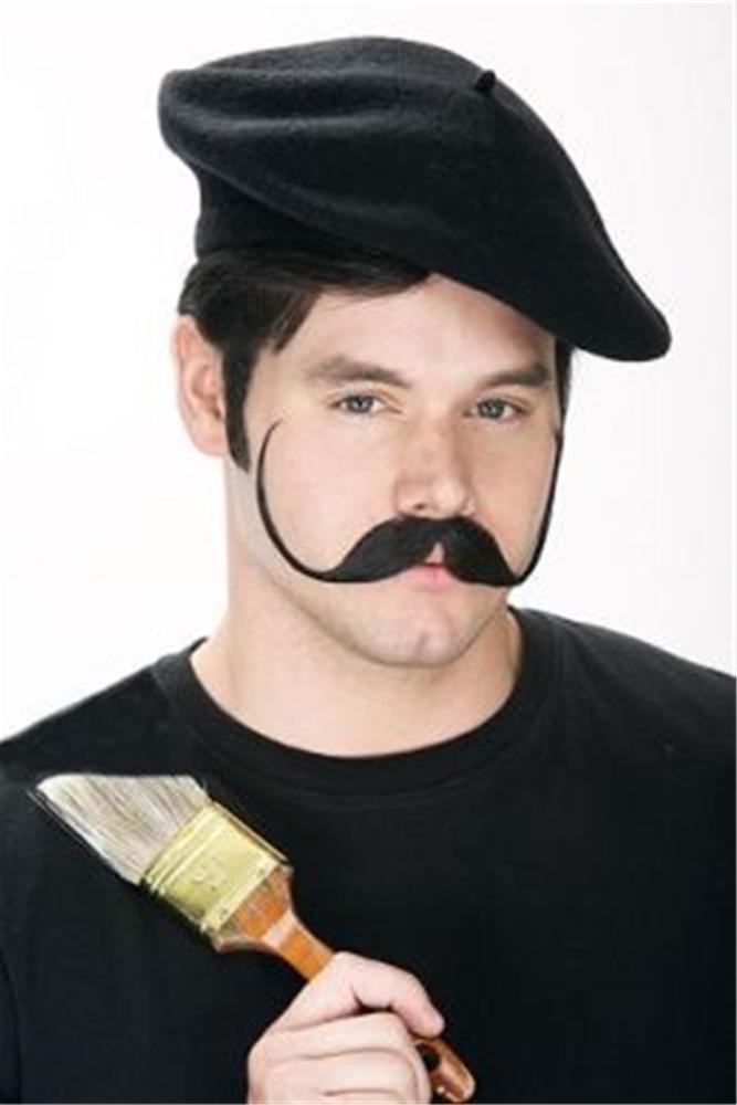 Artist Mustache