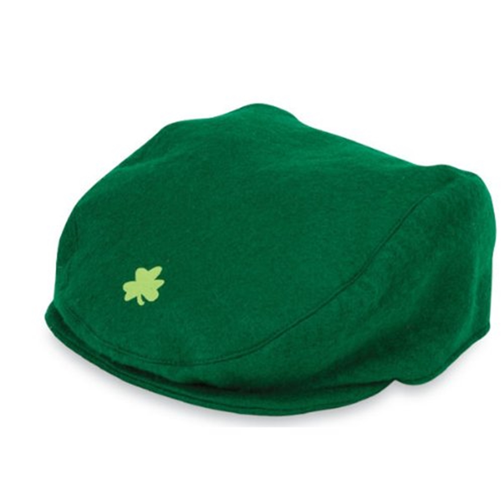 St. Patrick's Day Felt Hat