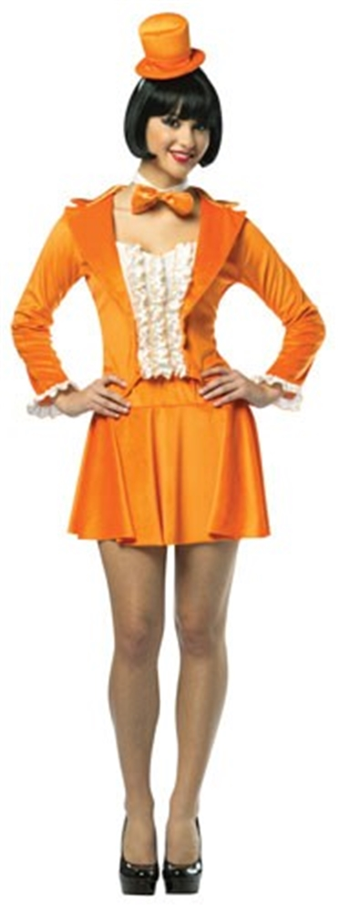 Dumb And Dumber Lloyd Christmas Adult Womens Costume