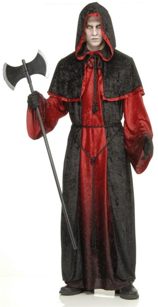 Image of Demon Robe Adult Mens Costume