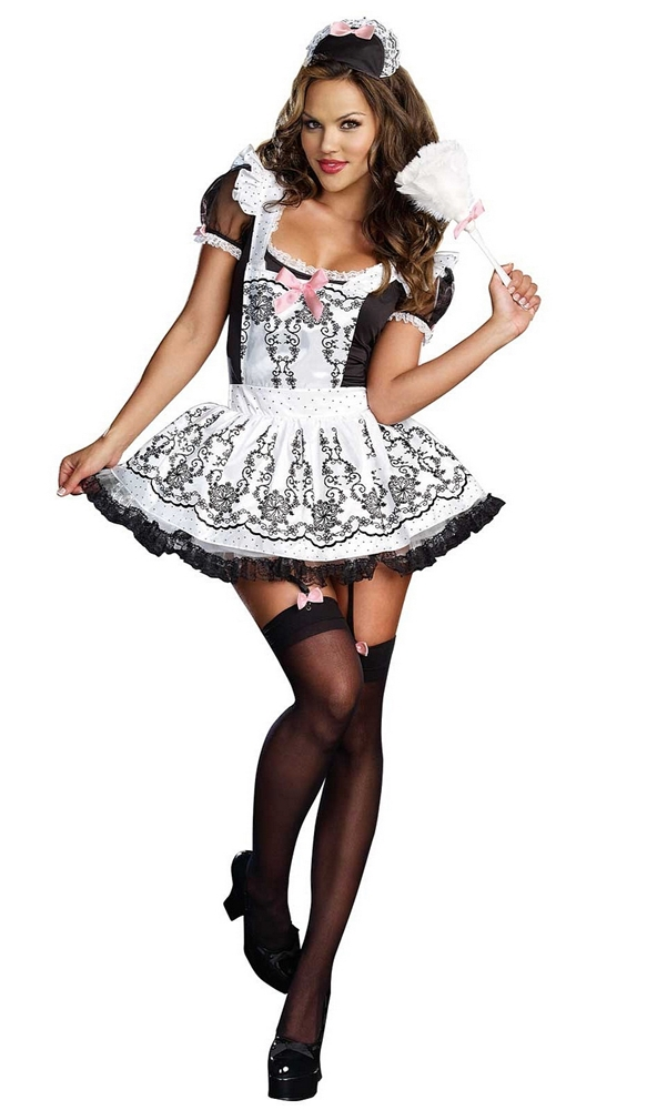 Maid to Order Adult Womens Costume