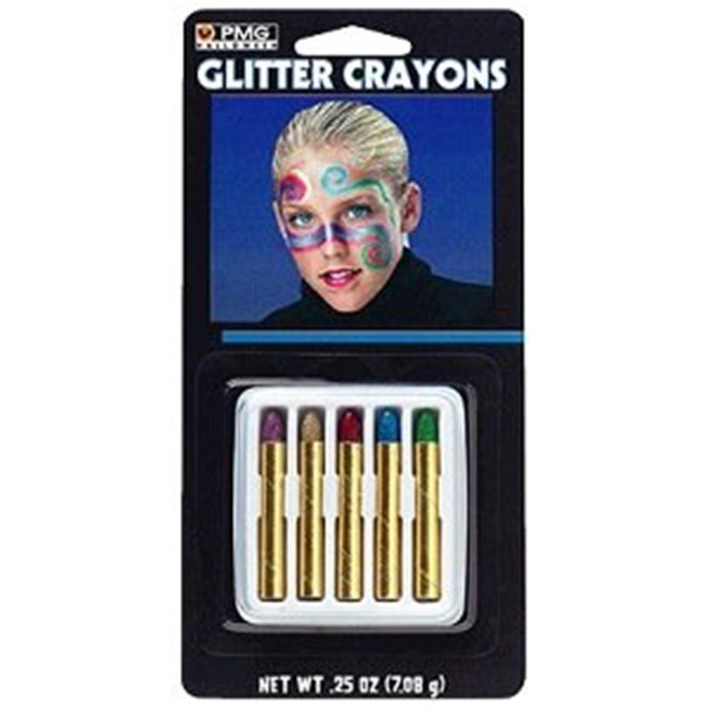 Glitter Makeup Crayons