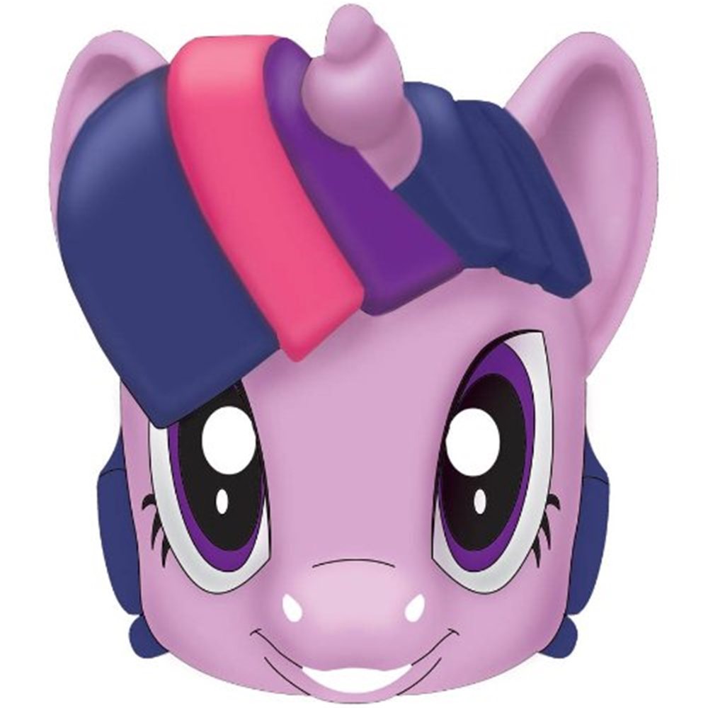 My Little Pony Twilight Sparkle Vacuform Child Mask