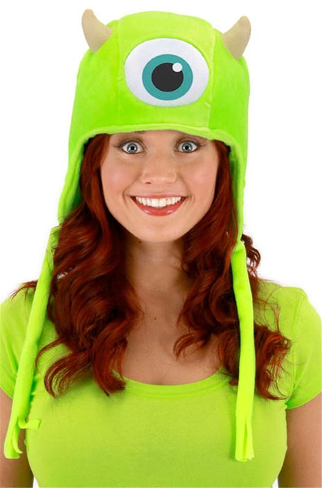 Monsters University Mike Deluxe Hoodie Hat